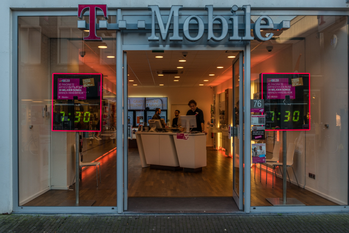 T-Mobile –