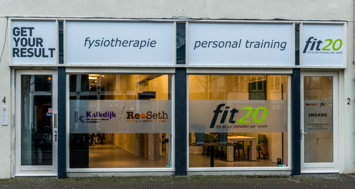 Fit 20 fysiotherapie – HOV 3-47