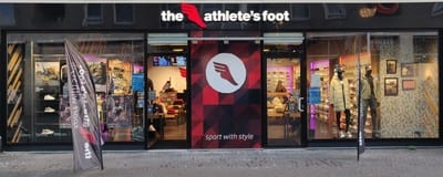 the athlete's foot-w